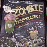 OMG, Starbucks Is Reportedly Releasing a Zombie Frappuccino!