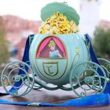 Just a Reminder That Disneyland Has the Most Magical Cinderella's Carriage Popcorn Bucket