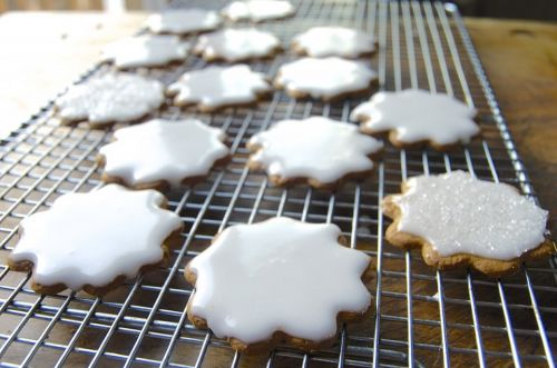 Simple Cookie Glaze: The first step to stunning holiday cookies