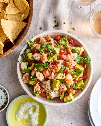 Make This Easy Shrimp Ceviche When It's Too Hot to Cook