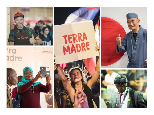 Terra Madre Salone del Gusto Closes its Doors after 205 Days and 1160 Events