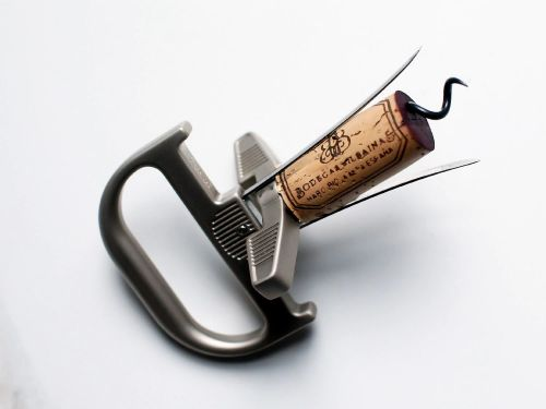 The Durand Is the Coolest Way to Pull a Cork