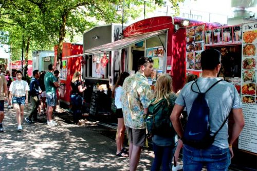 Will Portland's Development Boom Leave Room for its Food Carts?