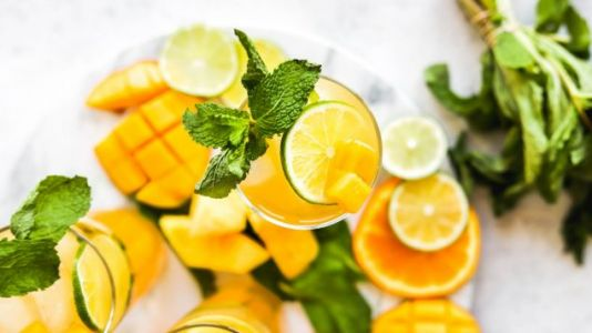 Health-Ade Kombucha Tropical Mojito Punch