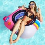 These 13 Pool Floats Look So Inviting, and They're on Sale For Amazon Prime Day!