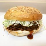 """I Made the Banana Peel Pulled """"Pork"""" Sandwich From TikTok, and It Totally Fooled My Taste Buds"""