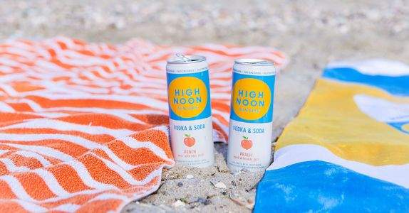 Why High Noon's Tropical Seltzers Should Be in Your Beach Bag