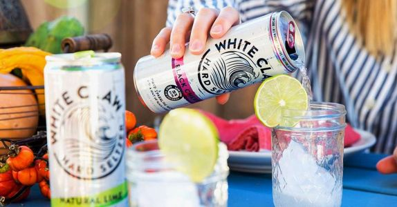 Hard Seltzer Sales Surging In Bars and Restaurants, Data Shows