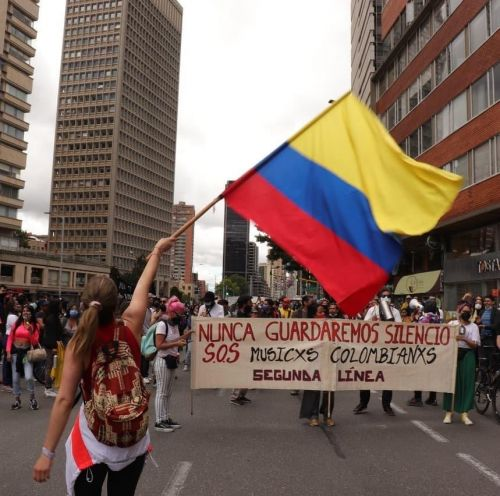 Protests in Colombia for peace, equity and social justice. The difficult situation according to the voice of Slow Food Colombia