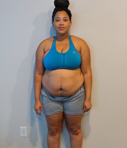 Adrienne M. Lost 96 Pounds in 16 Months