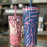 Starbucks's New Pink Cheetah Tumbler Is Giving Us Major Lisa Frank Vibes, and We're Here For It
