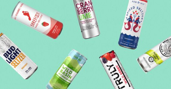 The States That Love Hard Seltzer the Most