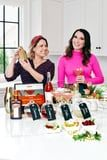 The Home Edit's Clea and Joanna Talk Holiday How-Tos, Bar-Cart Tips, Cocktails, and More