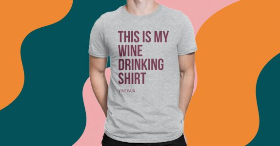 12 Shirts For People Who Love Wine
