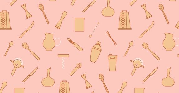 Kitchen Tools You Can Use in Place of Bar Tools