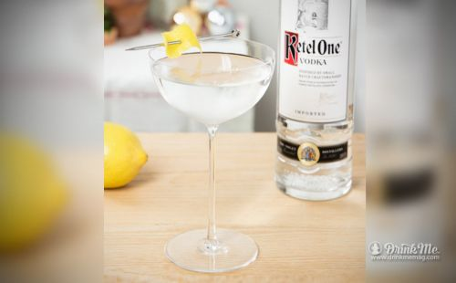 National Vodka Day Calls For A Classic