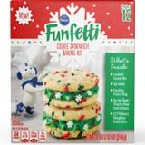 Pillsbury's New Christmas Tree Cookie Kits Come With Pillsbury Doughboy Baker's Hats!
