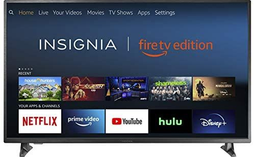 Insignia 32-inch Smart HD TV Giveaway