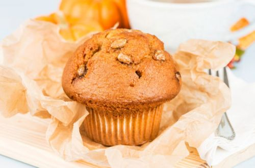 Healthy Muffin Recipes: Pumpkin, Apple, Chocolate and More - All Under 200 Calories
