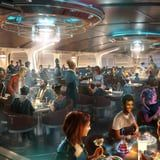 """Disney's Star Wars Hotel Will Have a """"Supper Club in Space,"""" and We Can't Wait to Make Reservations"""