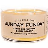 """This Sunday Funday Candle Smells Like """"Mimosas and Cheap Gossip,"""" and Yep, That's About Right"""