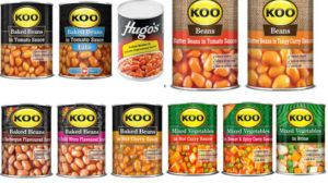Risk of Botulism prompts Tiger Brands, South Africa's biggest food manufacturer, to recall 20 Million cans of vegetables produced from May 2019 to May 2021