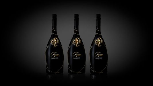 Nine of the World's Most Beautiful Wine and Spirits Bottles
