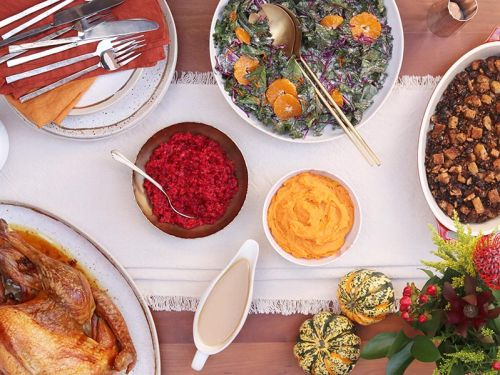 Two simple sides for your Thanksgiving table