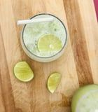 The Secret to a Tasty Frozen Whole Lime Margarita? Using the Peel of the Lime