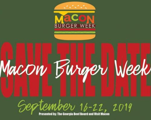 Bring your appetite to Macon, Georgia's burger week