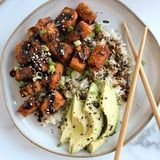 Looking To Upgrade Your Meatless Meal? Try This Soyaki Crispy Tofu Bowl