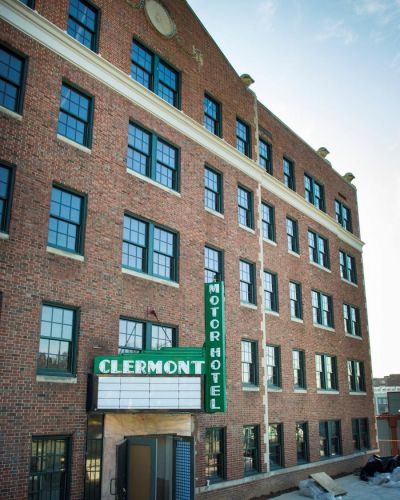The Getaway: Hotel Clermont