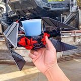 Disneyland Has a Kylo Ren TIE Fighter Drink Holder, and It's So Badass