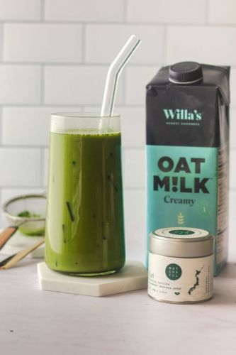 Willas Organic Oat Milk x Matchaful Review and Giveaway