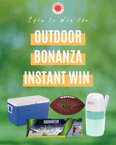 Outdoor Bonanza Instant Win