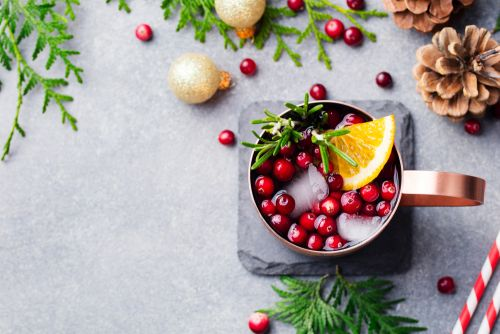 5 Festive Cocktails Giving Us Serious Holiday Vibes