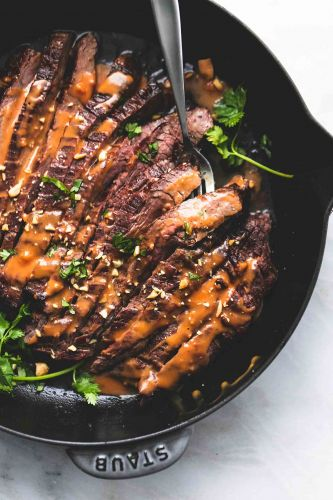 Try This 5-Ingredient Thai Peanut Beef for Dinner This Week