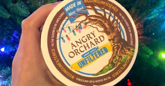 Angry Orchard Just Launched a Limited-Edition Boozy Ice Cream