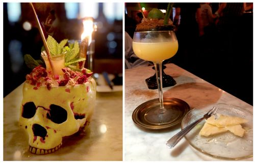 NR Draws Foodies to the Upper East Side with Well Crafted Cocktails and Japanese Fare