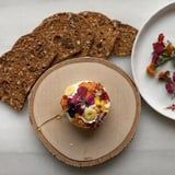 Turn Your Next Charcuterie Board Into a Whimsical Dream by Making Edible Flower Goat Cheese