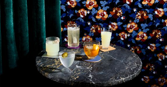 5 Classic Cocktail Recipes from Jay Khan