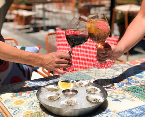 Summer Weekends at Eataly Boston