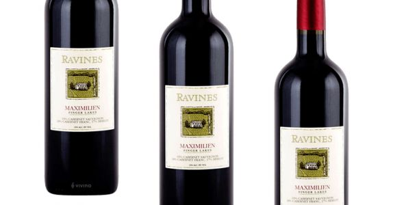 Ravines Wine Cellars 'Maximilien' 2014, Finger Lakes, N.Y