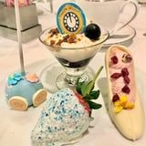 "Disneyland Has Cinderella High Tea With Snacks Like Chocolate ""Glass"" Slippers and Sparkly Drinks"