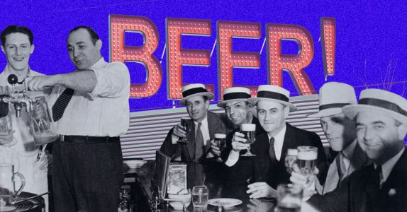 American Breweries Survived Prohibition by Making Near-Beer, Baby Formula, and Ice Cream