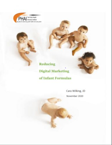 Digital marketing to children: two reports