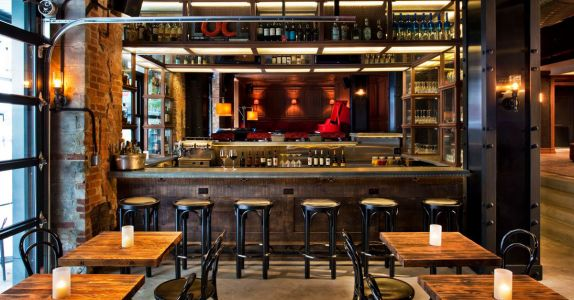 A Day in the Life of a NYC Wine Bar Director Includes Stand-up Comedy