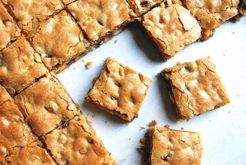 The fastest, easiest way to make dozens of holiday treats at once: Big batch brownies and bars