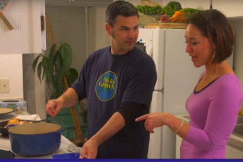 An Indigenous Alaskan Chef Shares Traditional Recipes By Way Of YouTube