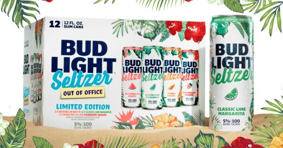 Bud Light Launches 'Out of Office' Hard Seltzer Cocktail Variety Pack